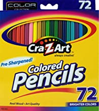 Cra-Z-art Colored Pencils, 72 Count (10402),Assorted