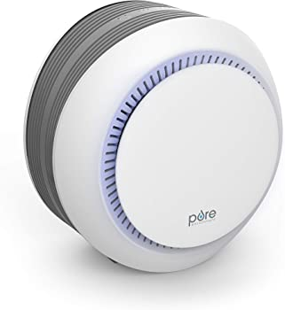 Pure Enrichment PureZone Halo 2-In-1 True Hepa Air Purifier