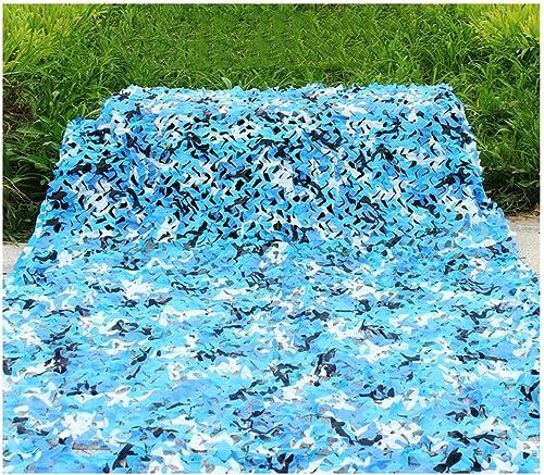 YCYZWZW Camping Masque Filet extérieur de Camouflage Filet Militaire de tir Camouflage pour Le Camping extérieur MultiCouleure facultatif Desert Camo Net