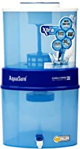 Eureka Forbes Aquasure from Aquaguard Xtra Tuff Sr 21 litres Gravity Water Purifier (Blue)
