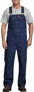Dickies Men's Bib Overall Loose Fit Jeans