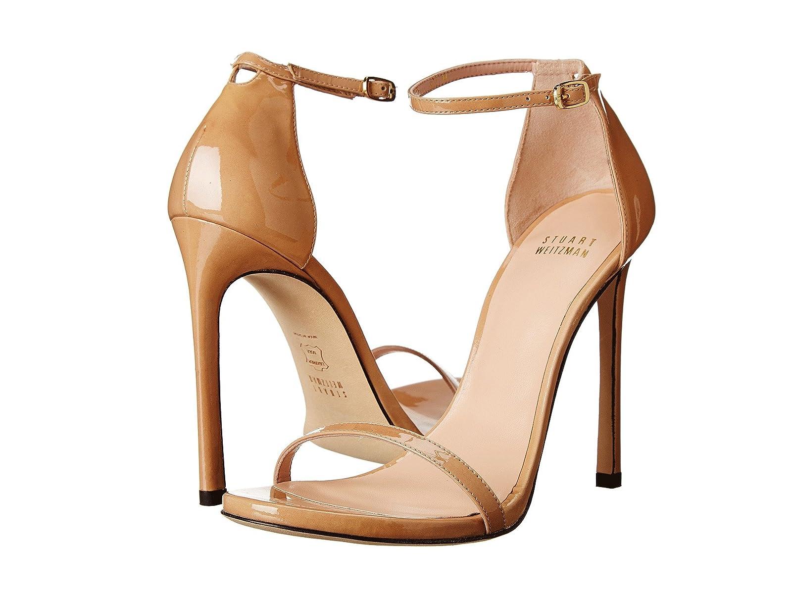 Stuart Weitzman NudistAtmospheric grades have affordable shoes