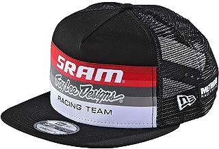 Troy Lee Designs Men's SRAM Racing Block Snapback Hat