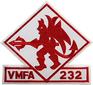 VMFA-232 Red Devils Patch Full Color
