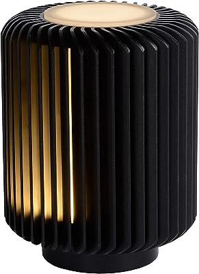 Lucide 26500/05/30 Lampe de Table, Aluminium, 5 W, Black