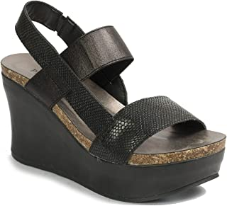 Pierre Dumas Hester-8 Womens Strappy Platform Wedge Sandals