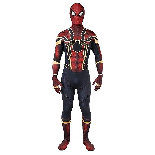 Halloween Party Breda.Spiderman Suits Amazon Com