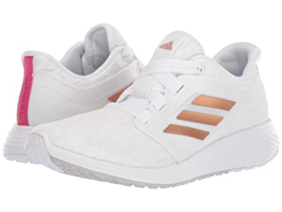 adidas Running Edge Lux 3 (Footwear White/Copper Metallic/Crystal White) Women