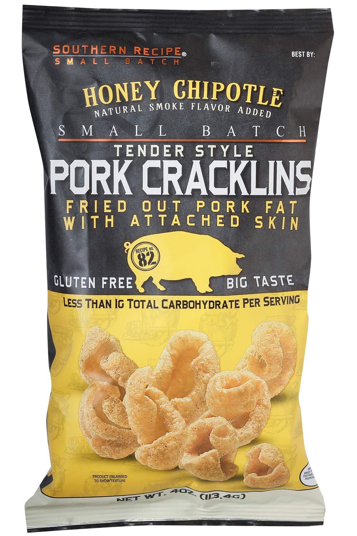 Southern Recipe Small 70% OFF Very popular Outlet Batch Pork Honey Chipotle Ke Cracklins