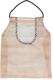 Shopping Handbags, Woven Mesh Bag Shopping Bag Washable Mesh Fruit Tote Bag Reusable for Travel for Shopping for Home