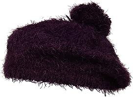 450c9ec0ea046 Betsey Johnson Fuzzy Wuzzy Beret at Zappos.com