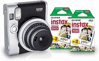 FUJIFILM Instax Mini 90 Instant Camera Bundle - Neo Classic
