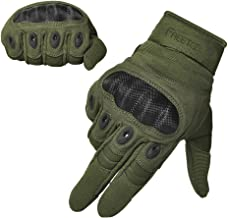 reinforced knuckle gloves