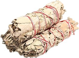 NC Naturals Organic California White Sage Smudge Bundles (Pack of 12)