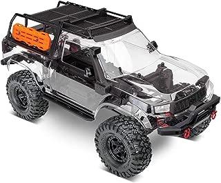 Traxxas 82010-4 TRX-4 Sport Unassembled Kit Includes: Pre-Cut Clear TRX-4 Sport