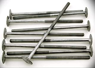 dome head timber bolts