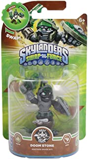 Figurine Swap Force Doom Stone [Skylanders : Swap Force]