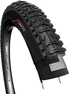 comprar comparacion Fincci 26 x 1,95 Pulgadas 53-559 Plegable Cubierta para MTB Montaña Hibrida Bici Bicicleta