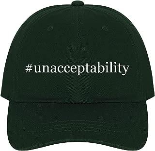 #Unacceptability - A Nice Comfortable Adjustable Hashtag Dad Hat Cap