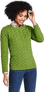 Best burgundy crew neck sweater Reviews