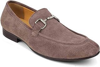 tresmode Men's The Parisia Grey Loafer