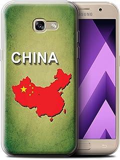 Stuff4®Phone Case/Cover/Skin/sga517-gc/Flag Naciones Collection Chine/Chinois