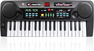 Shayson Kids Piano Keyboard, 37-Key Keyboard Piano with MP3
