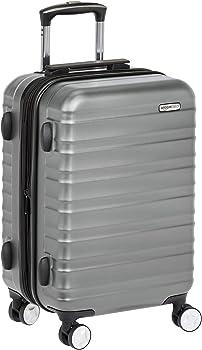 AmazonBasics Premium Hardside Spinner Luggage