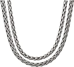 Classic Chain Slim Necklace 3.5 mm.
