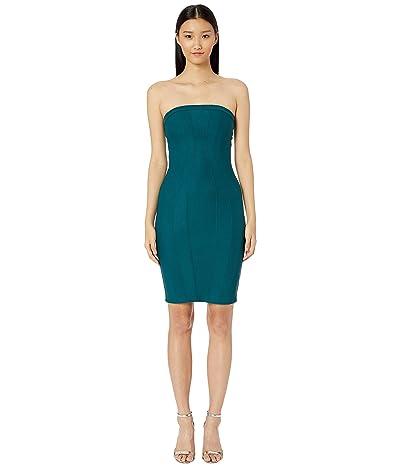 ZAC Zac Posen Rhonda Dress (Deep Teal) Women