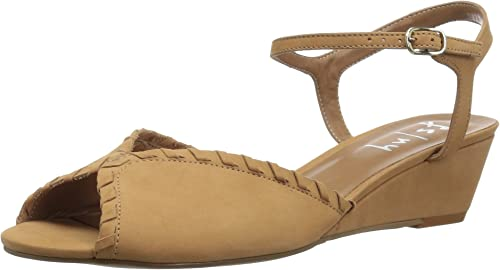 French Sole Femmes Chaussures Plates Couleur Marron Whiskey Taille 38.5 38.5 EU   7.5