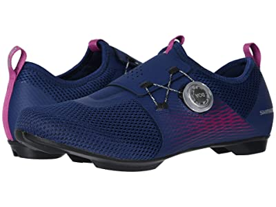 Shimano IC5 Indoor Cycling Shoes (Purple) Women