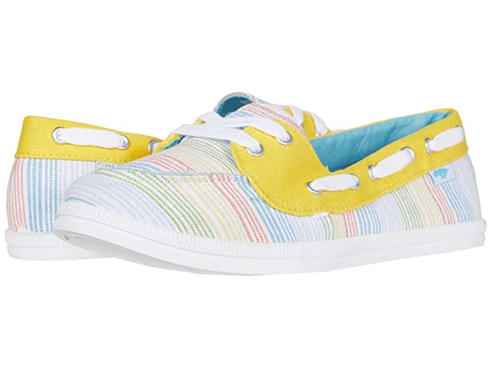 Rocket Dog  Meer (YellowithMulti) Womens Shoes