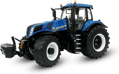 nouveau HOLLAND Tracteur T8 435 Bleu Power (1 32)