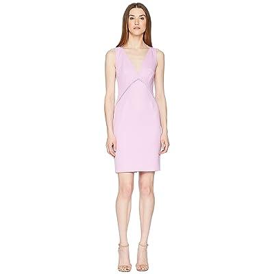 ZAC Zac Posen Clarise Dress (Lilac) Women