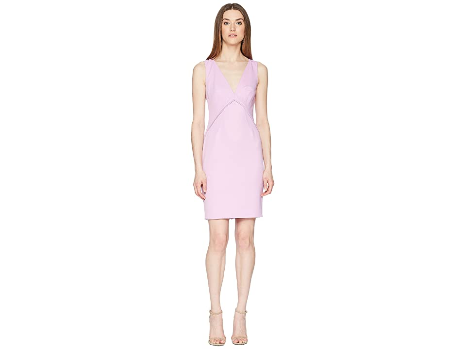 ZAC Zac Posen Clarise Dress (Lilac) Women