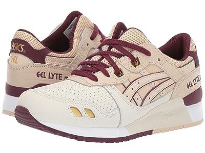 ASICS Tiger Gel-Lyte III (Birch/Beige) Women
