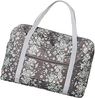 MOPOLIS Waterproof Folding Travel Oxford Bag Luggage Storage Duffle Bag Tote Handbag   Color - Coffee