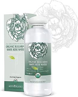 Alteya Organics, Rose Water White, 17 Ounce