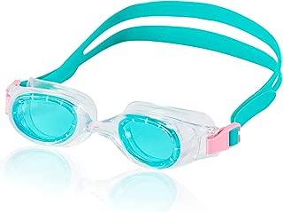 Speedo Jr. Hydrospex Classic Swim Goggles, No Leak,...