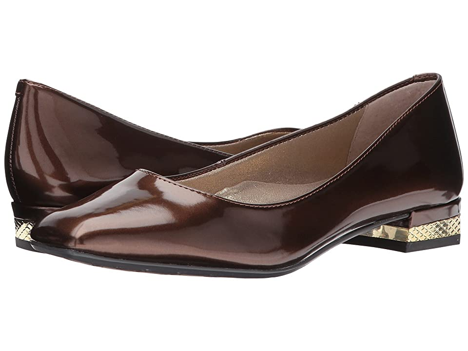 J. Renee Eleadora (Bronze Metalli) High Heels