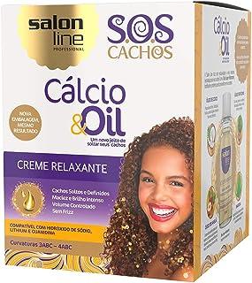 Guanidina - Cálcio & Oil, Salon Line, Salon Line