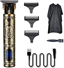 Sponsored Ad – Beard Trimmer, Hair Clippers Man, Electric Hair Trimmer with LCD Screen Cordless Rechargeable 1500mAh Batte...