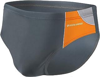 Sesto Senso® Swim Shorts for Men Swimming Trunks (Sizes from M to 4XL) Beach Shorts Swimwear
