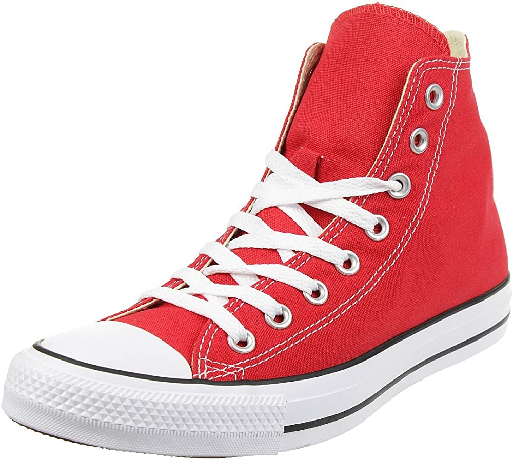 Converse schuhe chuck taylor all star hi, sneakers unisex, in tela 66010100375