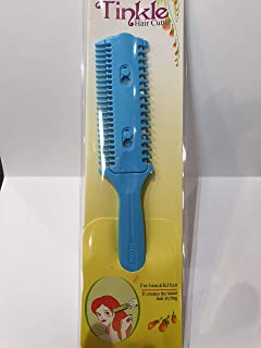 Tinkle Hair Cutting Comb