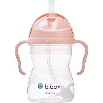 [b.box] シッピーカップ トレーニングマグ トレーニングカップ [ベビー食器 ベビーカップ 赤ちゃん用コップ 贈り物 ギフト ] PVC・BPAフリー 食洗器対応【こだわりの素材とデザイン・b.box正規品】トゥッティフルッティ