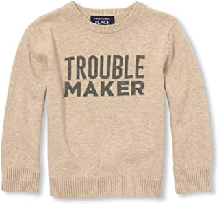 The Children's Place Baby Boys Graphic Sweaters