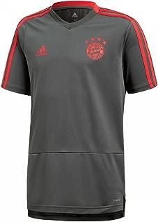 2018-2019 Bayern Munich Training Football Soccer T-Shirt Jersey (Utility Ivy) - Kids