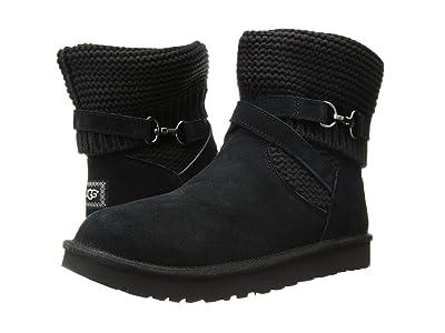 UGG Purl Strap Boot (Black) Women